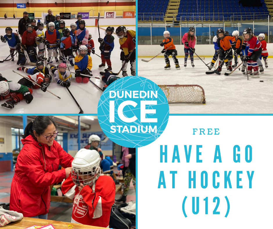 Have a go at hockey AD FB