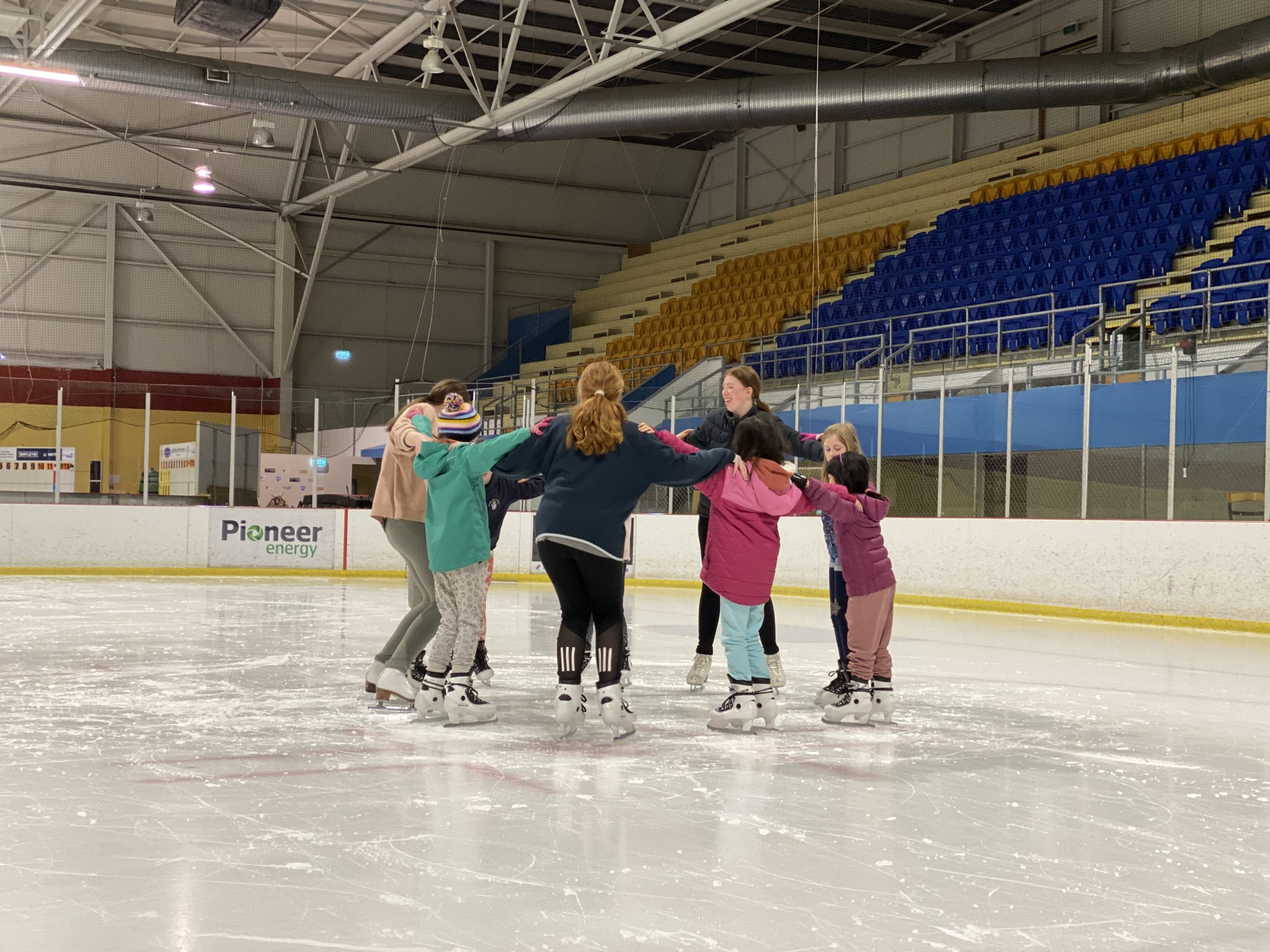 Are you still looking for a School Holiday activity for your child? Chill out, the Dunedin Ice Stadium has you covered:
